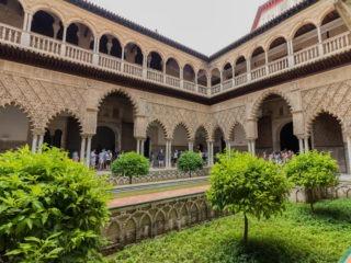L'Alcazar de Séville