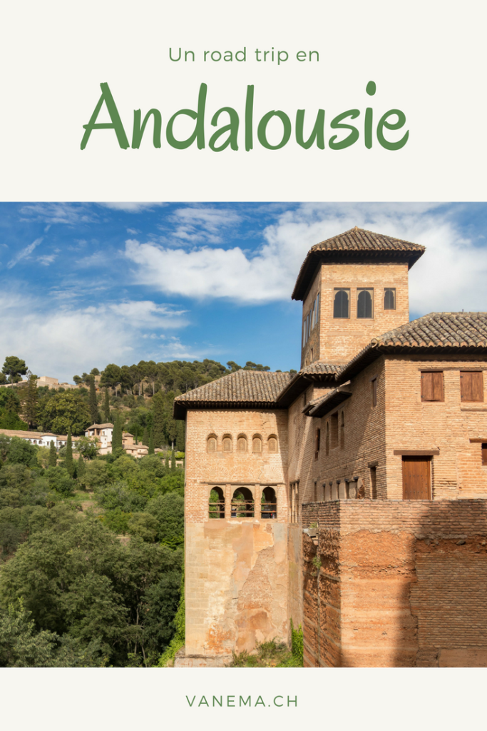 Roadtrip en Andalousie