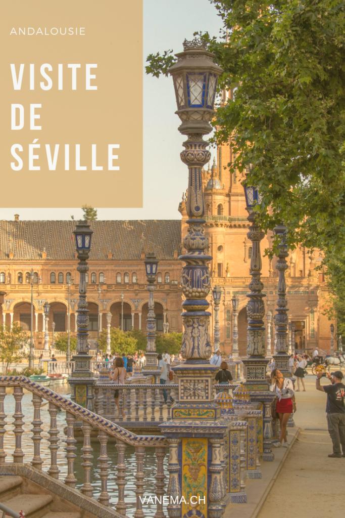 Visite de Séville