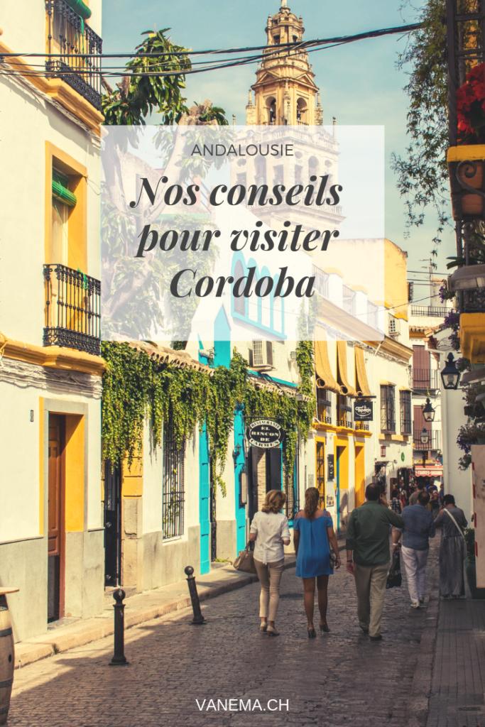 Road trip en Andalousie : Visiter Cordoba (Cordoue) en une journée.