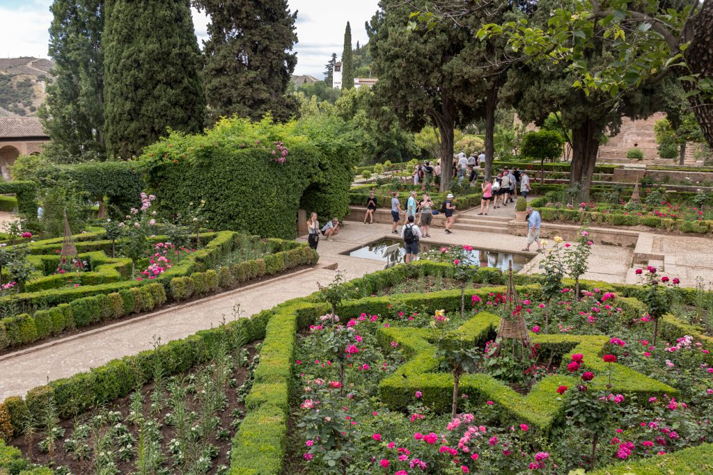 Jardin Alhambra