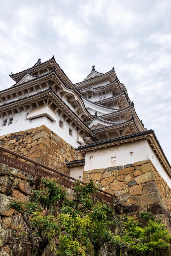 Le château d'Himeji Japon