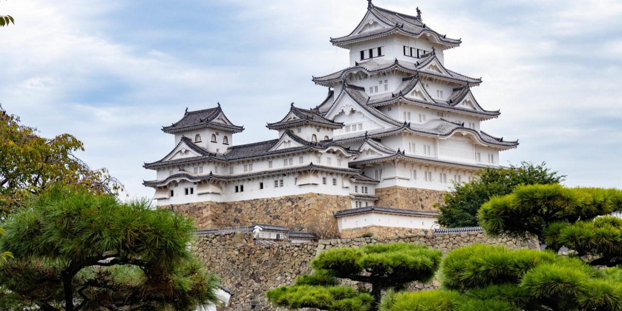 Voyage au Japon : le château d'Himeji et l'histoire d'Hiroshima