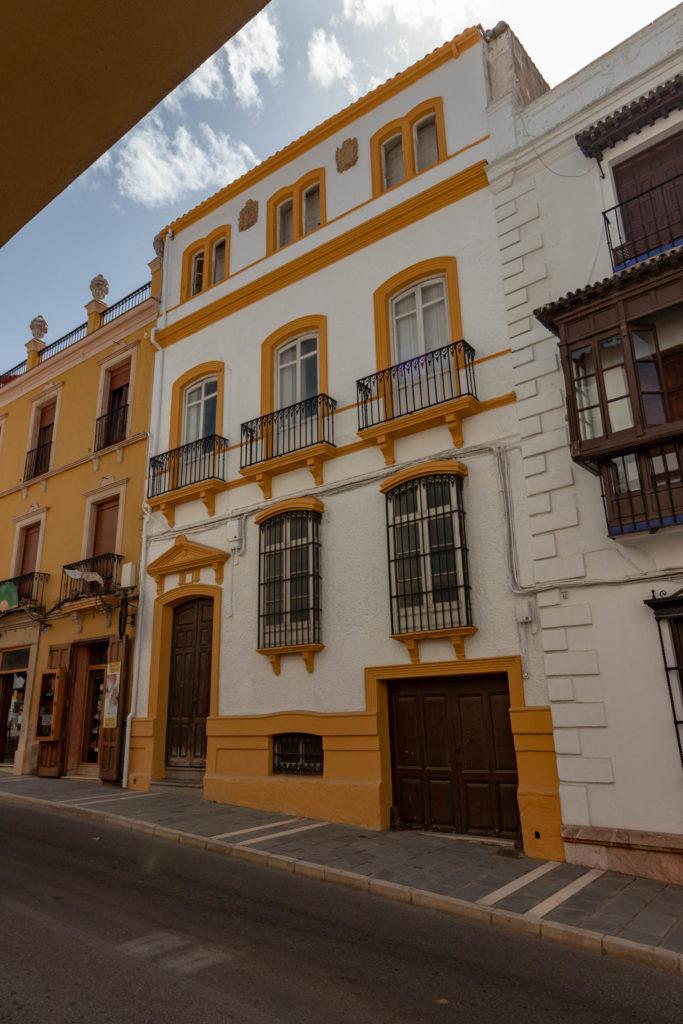 Rue de Ronda