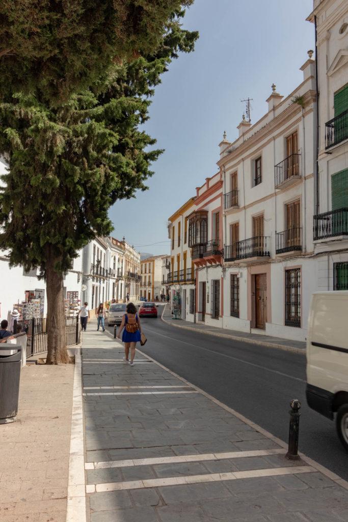 Rues de Ronda