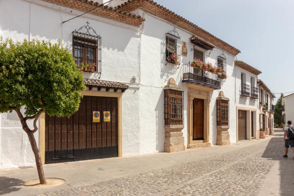 Une rue de Ronda