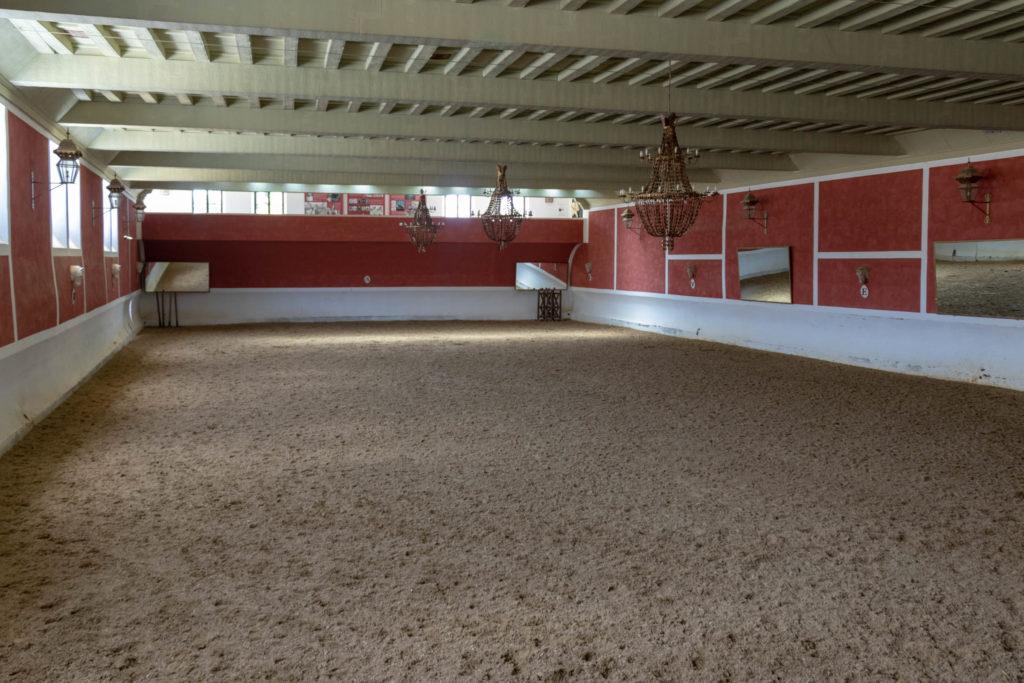 Ecole d'équitation à Ronda
