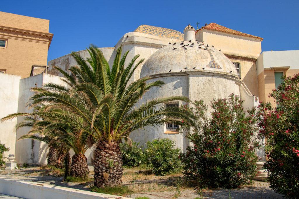 Eglise à Cadiz