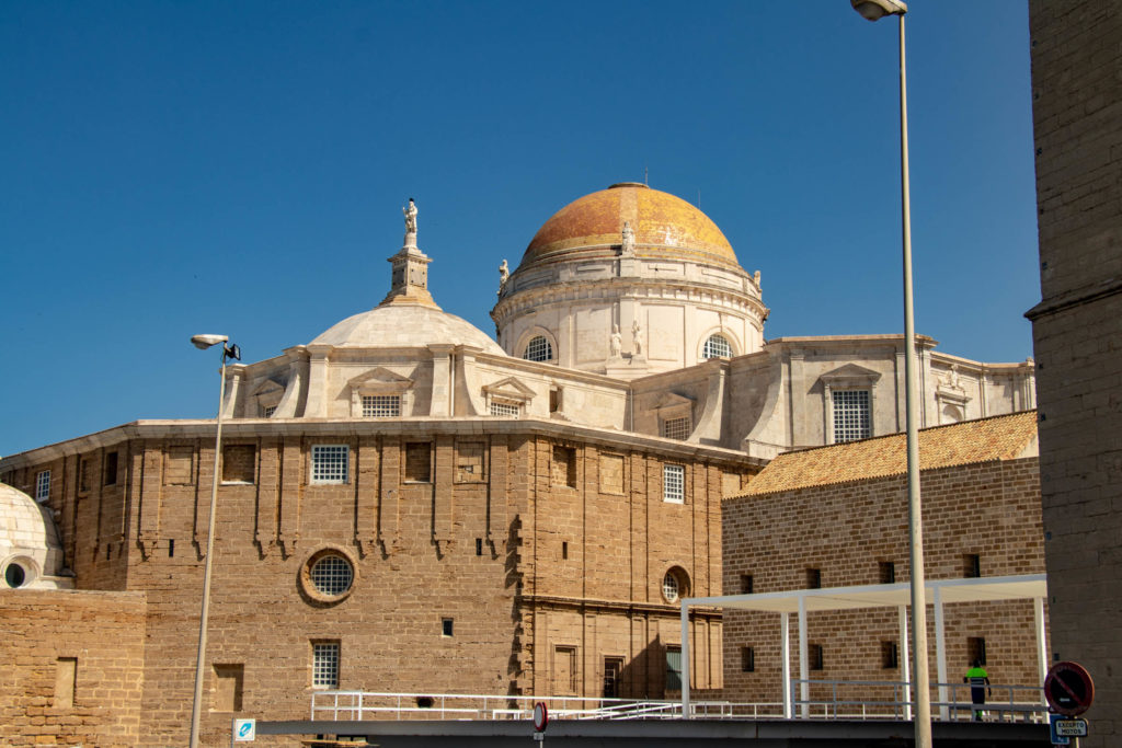 Cathédrale de Cadiz