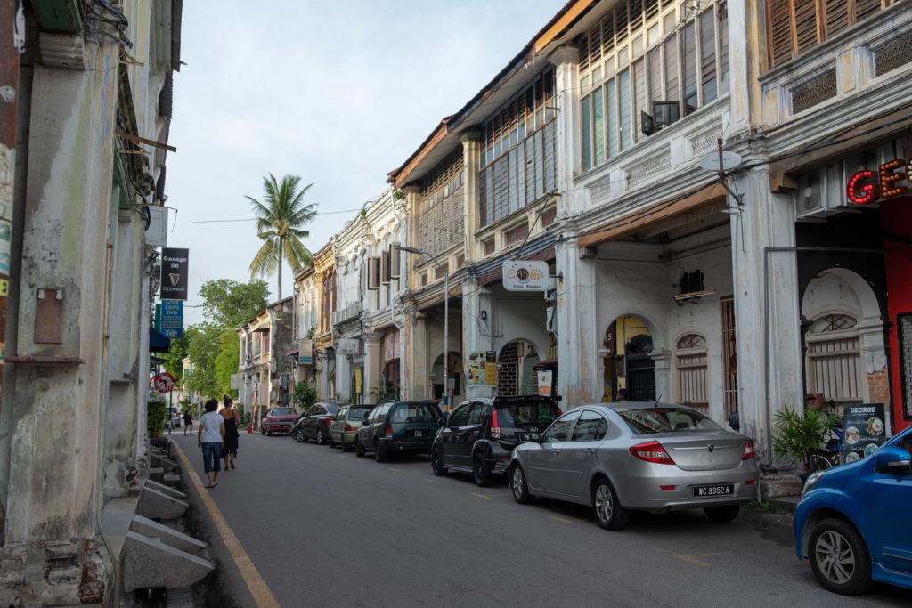 Rue de George Town