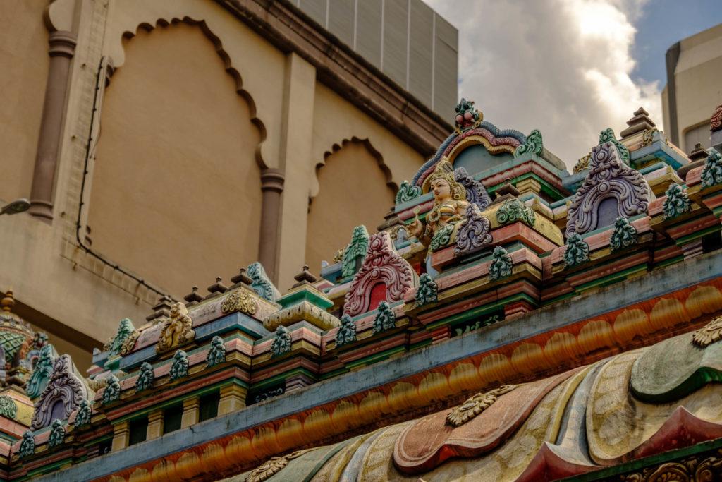 Temple Hindou à Kuala Lumpur