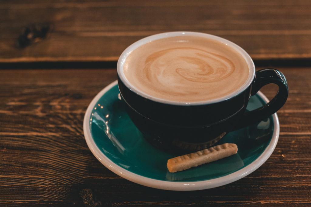 Café au lait à Malacca