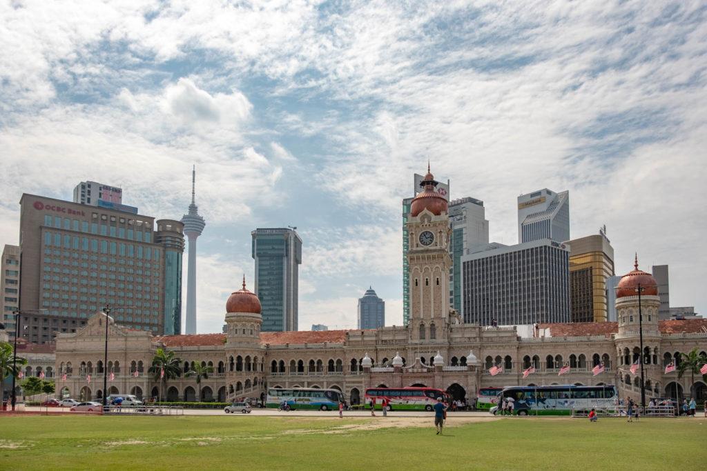 Place de l'Indépendance Kuala Lumpur
