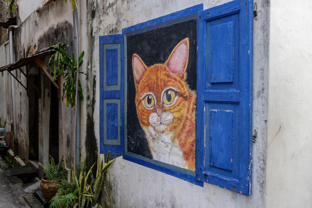 Street Art à George Town