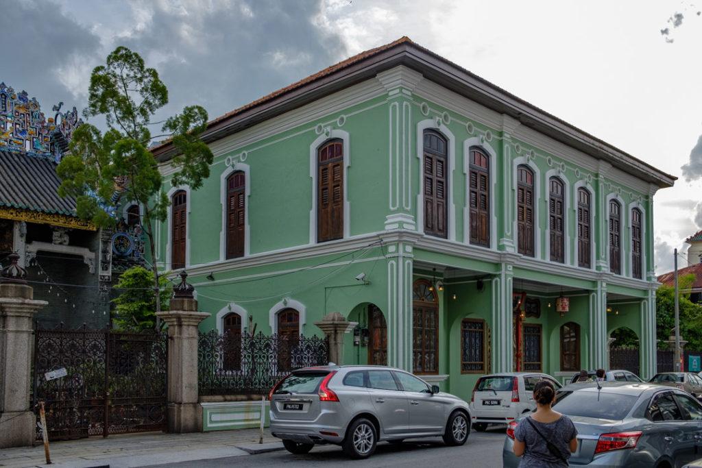 Maison Verte à George Town