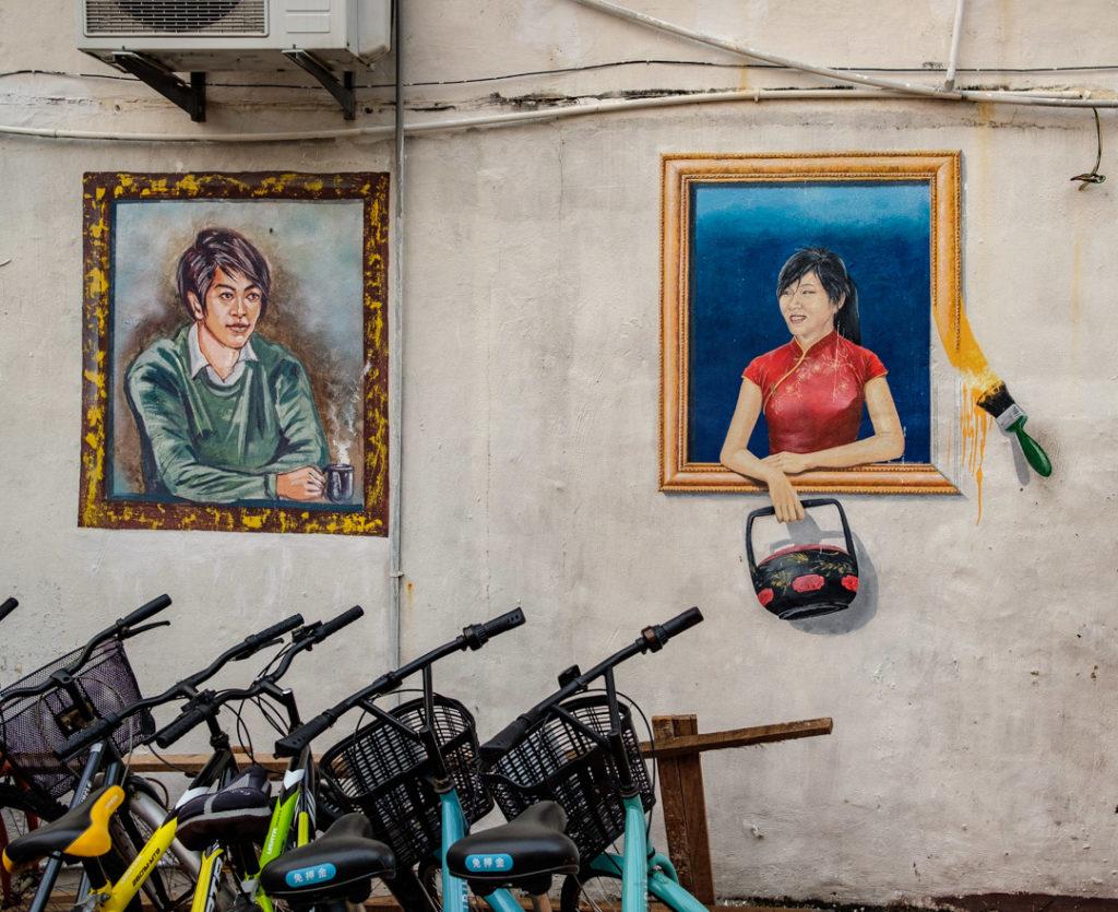 Art urbain Malacca