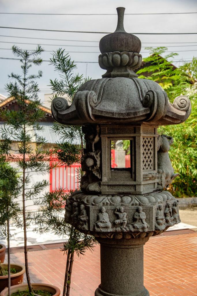 Lanterne chinoise Malacca