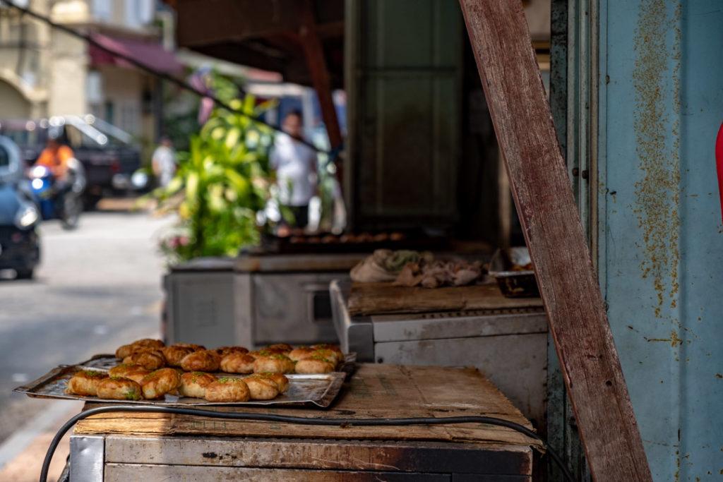 Nourriture de rue