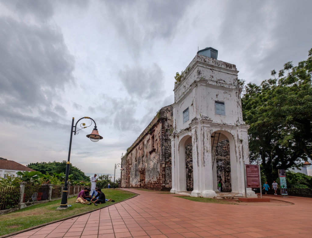 Saint Paul's Church à Malacca