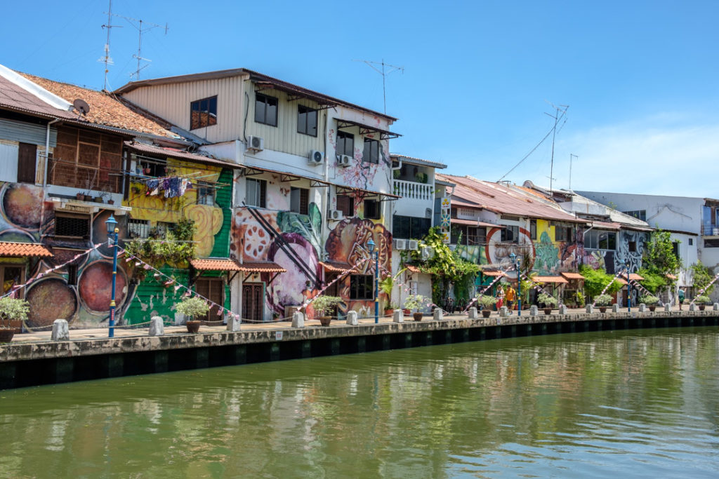 Canal Malacca