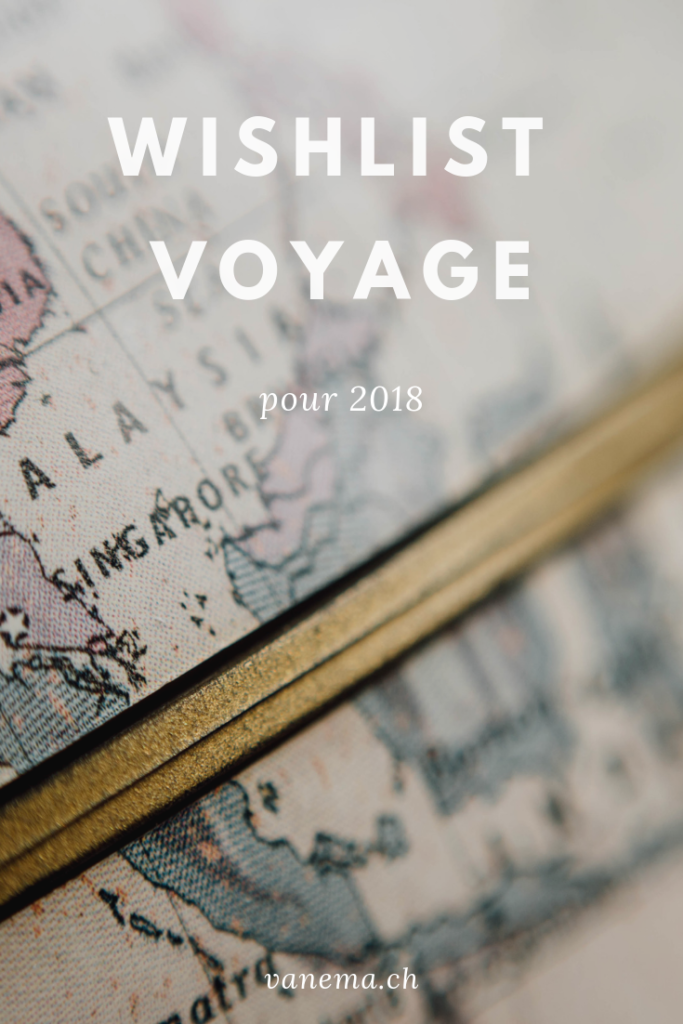 Image pinterest wishlist voyage