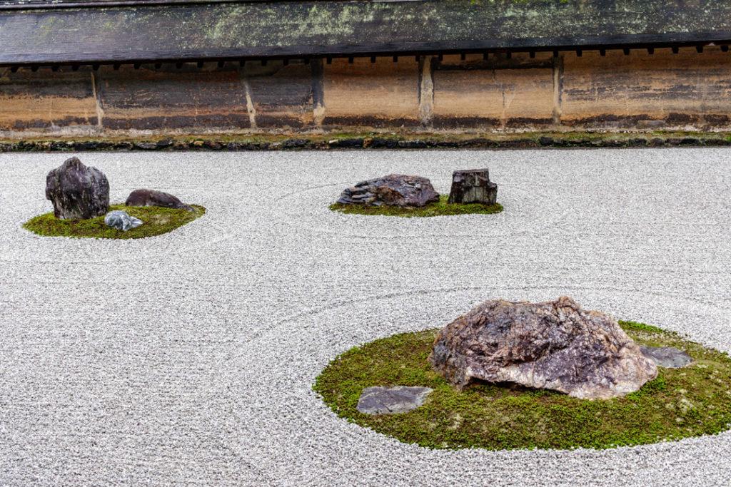 Jardin Zen du TempleRiôan-ji