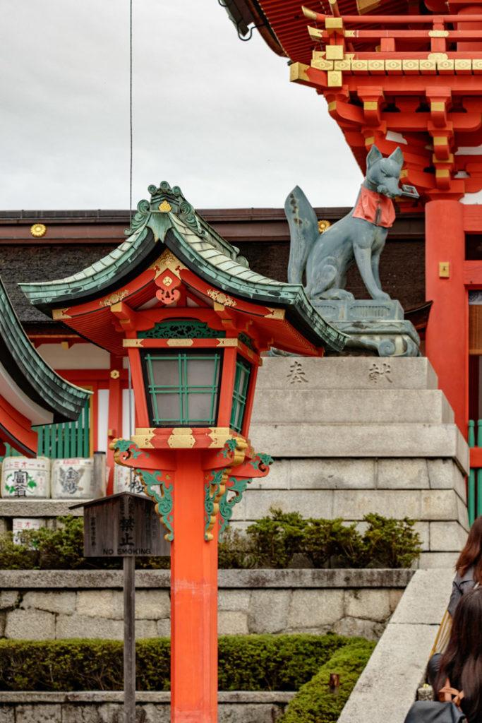 Sanctuaire Fushimi-Inari