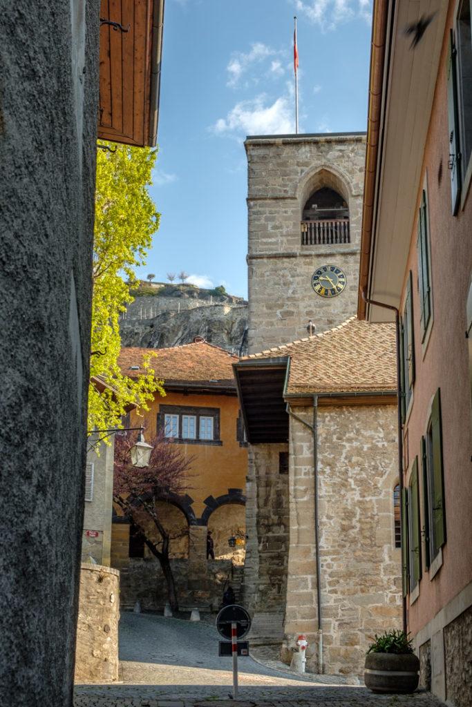 Rue de St-Saphorin aux Lavaux