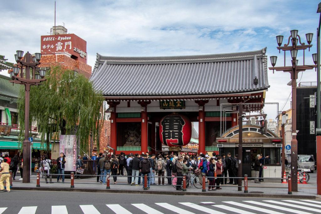Porte Kaminarimon