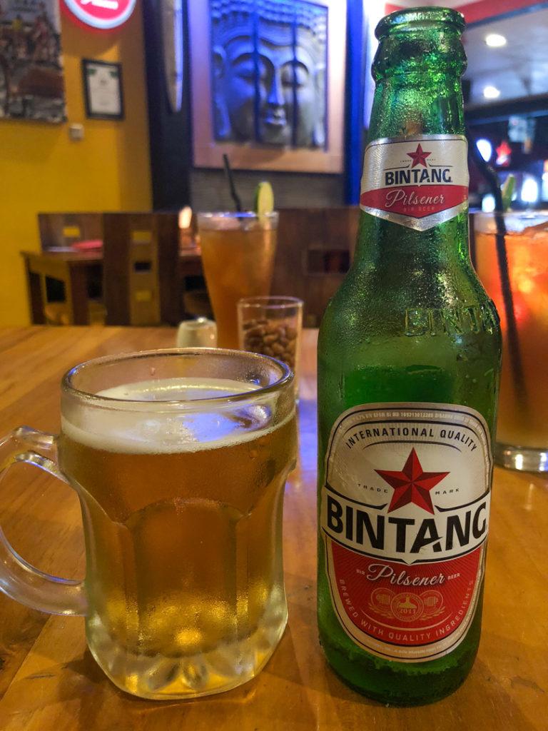 Bintang, bière traditionnelle d'Indonésie
