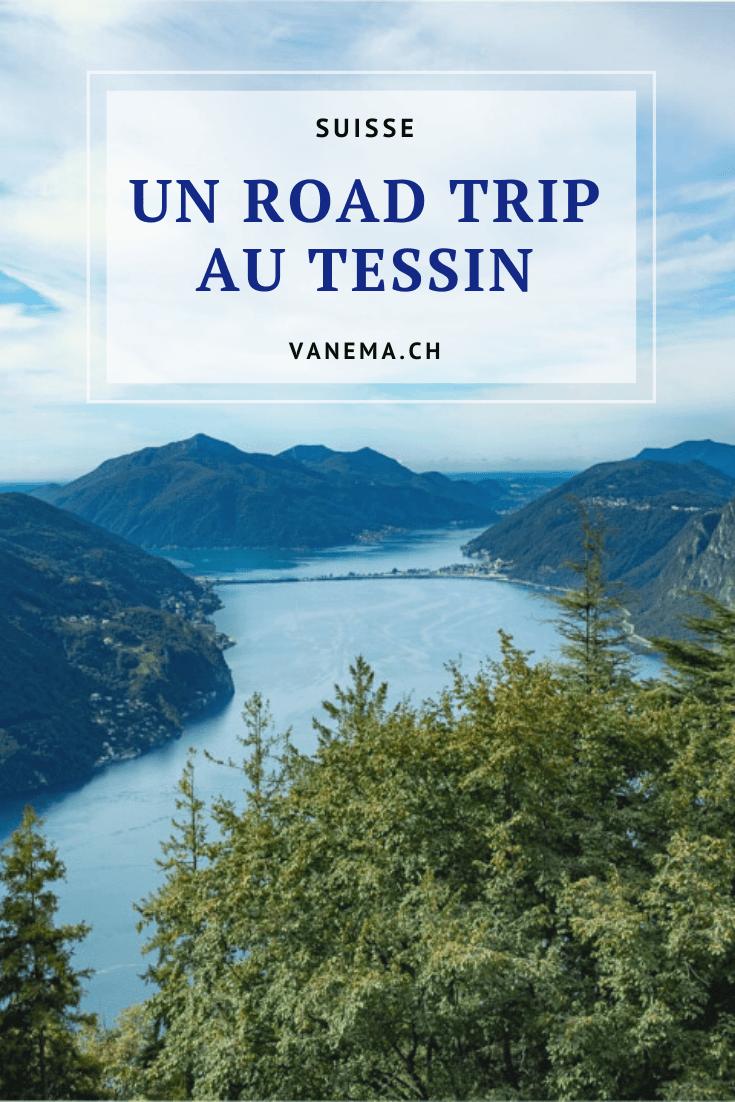 Un road trip au Tessin : on poursuite notre découverte de la Suisse en partant au Tessin. Voici le récit de notre voyage et notre itinéraire.
