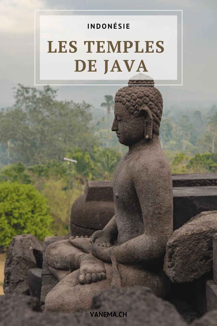 Prambanan et Borobudur : des temples incontournables d'Indonésie sur l'île de Java