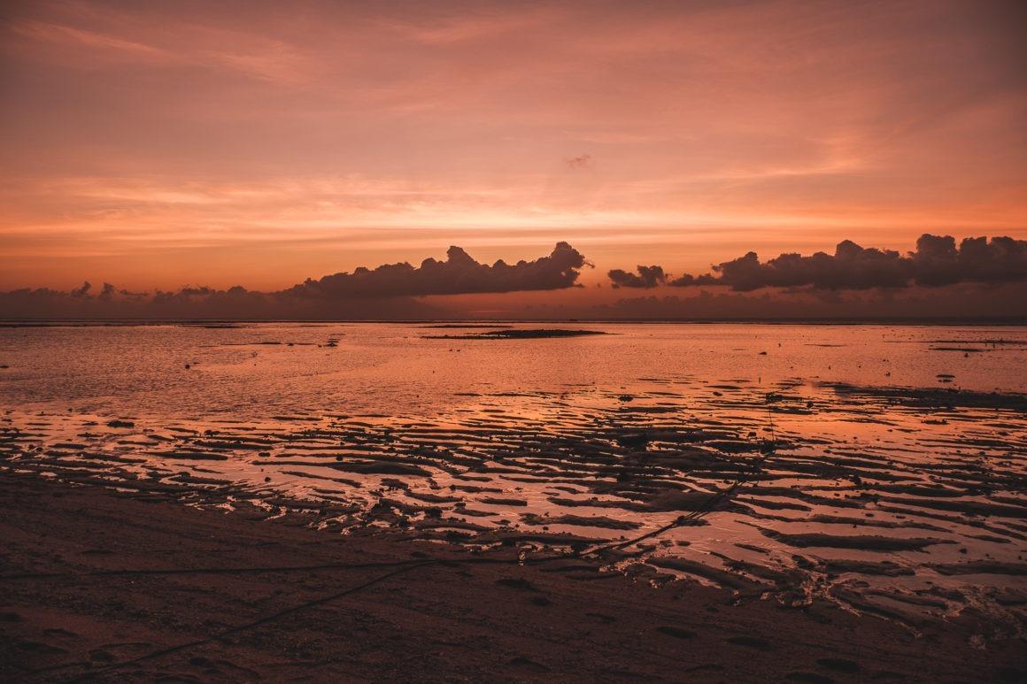 Les plus beaux couchers de soleil sont en Indonésie.
