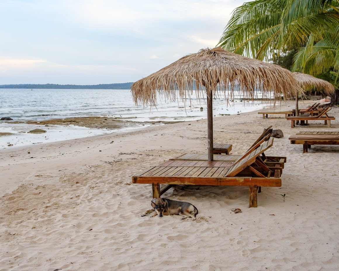 L'île de Koh Rong offre une magnifique pause lors d'un voyage de deux semaines au Cambodge.