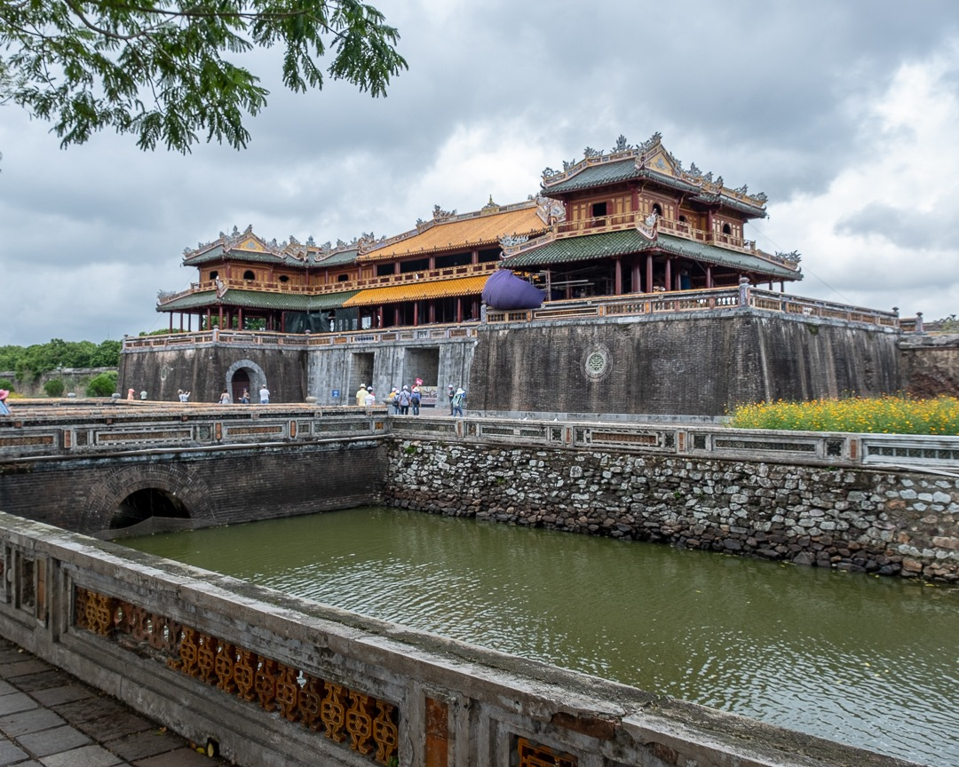 La cité impériale de Hué