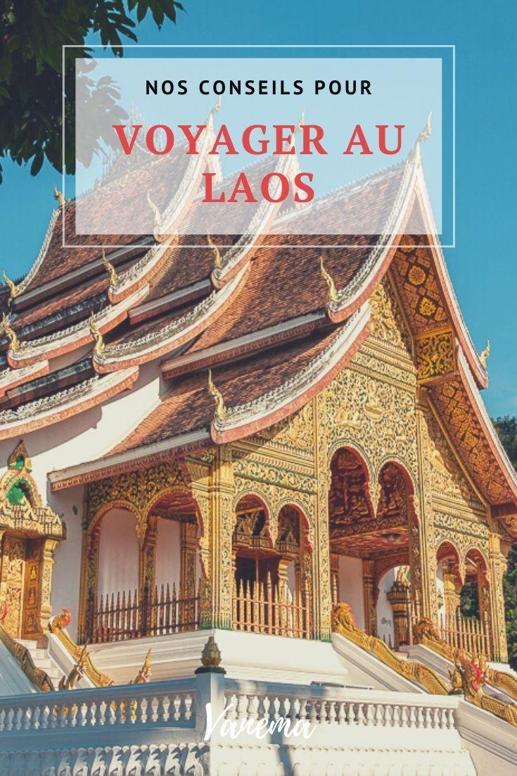 Nos conseils pour préparer un voyage au Laos