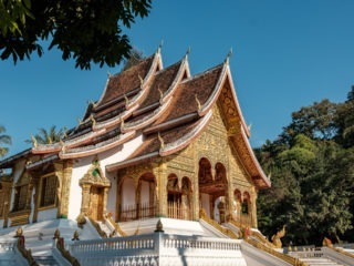 Le temple royal de Luang Prabang