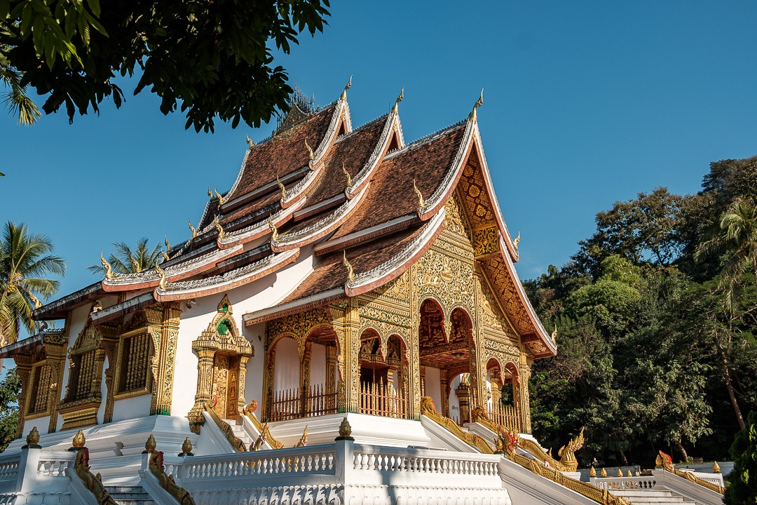 Le temple royal de Luang Prabang