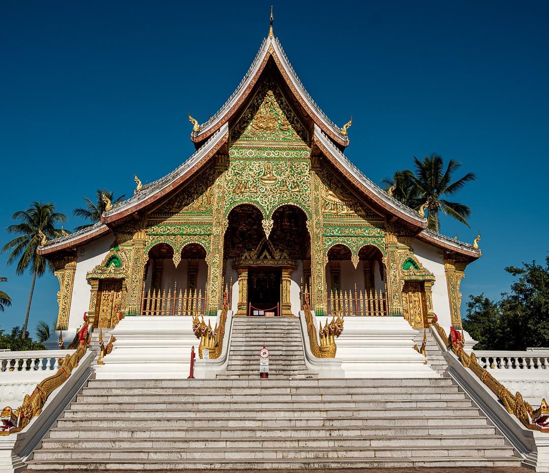 Le Haw Pha Bang a servi de temple à la famille royal du Laos.